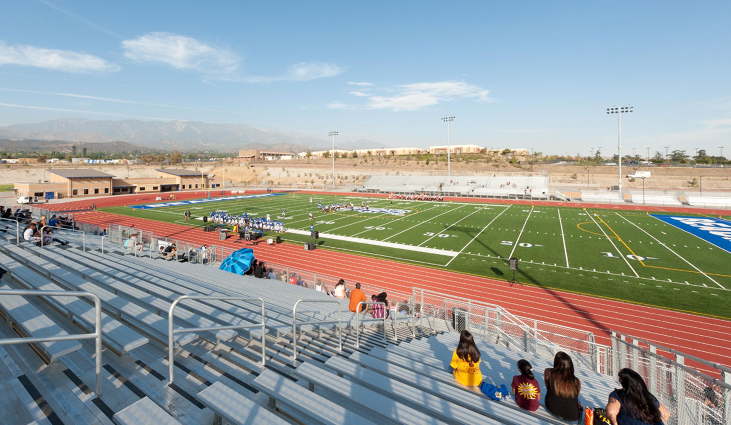 Beaumont High School Cougar Stadium