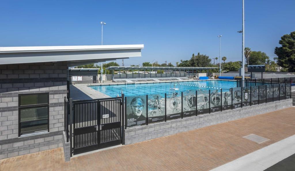Servite High School Aquatics Center